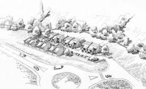 Village d'entreprises à Messimy (69)